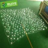 Lumière de réseau de décoration de Noël de lumière de rideau en DEL