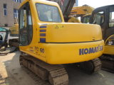 Mini excavatrice KOMATSU PC60-7 d'occasion