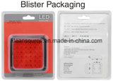 ECE genehmigte quadratisches LED-Drehung-Markierungs-Licht für Hochleistungs-LKW und Schlussteil mit kurzer Lieferfrist und kleinem MOQ.