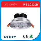 12W AluminiuminnenDeckenleuchte der beleuchtung-LED