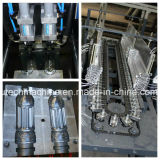 Hohe Kapazitäts-halbautomatischer Ausdehnungs-Schlag-formenmaschine