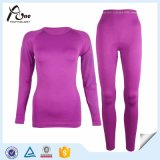 Signora Heated Underwear Women Pink Johns lungo poco costoso