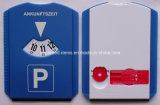 Parking promotionnel Disc avec Trolley Coins