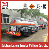 Kapazität des Jmc Kraftstoff-Tanker-LKW-kleine Öl-LKW-Transport-4.5ton