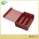 Presente feito-à-medida gama alta da jóia empacotamento das caixas de papel