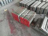Manganèse élevé et barres élevées de coup de broyeur à percussion de chrome