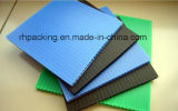 1.5-10mm das antistatische Corflute Blatt/das Flöte-Blatt/runzelten Plastikblatt