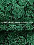 Tissu de lacet de tissu de Tableau pour la nappe/robe de mariage