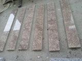 Pierre normale du granit G611 de fenêtre de tuile rose neuve de châssis