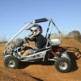 Het Rennen van de Jonge geitjes van Hammerhead het Volwassen Goedkope Go-kart van de Frames van het Gas