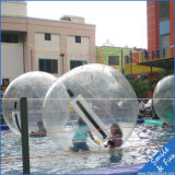 Aufblasbare Wasser-Polo-Kugel mit Wasser-Kugel-Pool