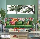 Heißer Verkaufs-Möbel-Dekor-moderne abstrakte menschliche Abbildung Ölgemälde