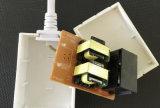 SP-168 de dubbele Splitser van de Telefoon van de Splitser van de Haven ADSL met de Kabel van het Netwerk