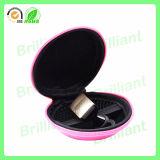 Caixa carreg do mini fone de ouvido protetor de EVA (EC003)