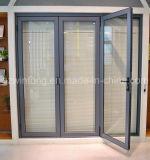 Puertas de aluminio 2015 de Floding de las puertas del diseño del plegamiento