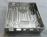 Het Aluminium Heatsinks van de hoge Macht die door CNC van de Precisie Machinaal te bewerken wordt gemaakt