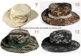 Chapéus novos da cubeta da venda por atacado da forma do projeto