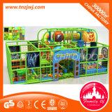 Bunter Kind-Spielplatz-Innenspielplatz mit Plättchen