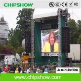 Da tela video ao ar livre do diodo emissor de luz de Chipshow Rr5.33 exposição de diodo emissor de luz alugado