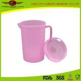 高品質のピンクのプラスチック水差し