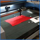 Doppia tagliatrice dell'incisione del laser della testa per l'indumento