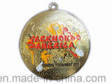 Half su ordinazione Marathon 5k 10k Race Event Finisher Medal (M-118)