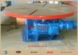 水平の回転盤のポジシァヨナーの位置機械