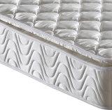 安いデザイン枕上のスプリング入りマットレス