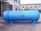 Échangeur de chaleur principal de flottement de bobine de tube de cuivre (H-002)