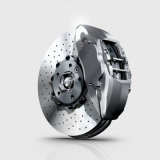Audi ISO9001를 위한 배출된 Discs Brake Rotor Fit