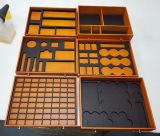 メーキャップアーティスト作業木箱