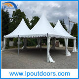 5X5m Outdoor Whie PVC Wedding Marquee Pagoda Tent