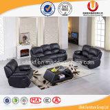 Mobilia del salone della fabbrica della Cina, sofà del Recliner del cuoio genuino (UL-ZL502)