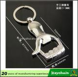 Abrelatas Keychain de las manos