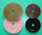 Stone Processing Line를 위한 다이아몬드 Flexible Polishing Pad