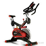 Nouveau Design Exercise Bike avec 18kg Flywheel