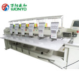 6ヘッド高速Swfの刺繍機械Wy1206c