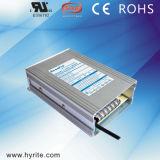 o excitador Rainproof ao ar livre do diodo emissor de luz IP23 de 300W 12V com Bis aprovou