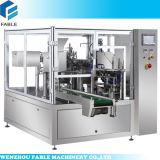 Remplissage de sac de Pré-Poche et machine ouverts de cachetage pour le liquide (FA6-8-200L)