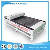 Cortadora del laser de la mezcla del MDF del metal de la muestra de la carta de la fuente LED de la fábrica para la venta