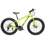 """26 """" [ألومينيوم لّوي] سمين إطار العجلة ثلج درّاجة/درّاجة سمين/سمين إطار العجلة شاطئ طرّاد"""