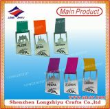 Medalla de chapado en oro promocional de precio de fábrica con su propio diseño
