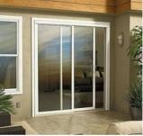 Casement de alumínio Windows da ruptura térmica revestida popular do pó