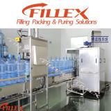 5 Flaschen-Wasser-Füllmaschine der Gallonen-19L