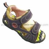 Zapatos planos de las sandalias del calzado del deporte al aire libre de los hombres