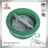 Pièces de rechange de fer malléable de fonte grise de fonderie de moulage au sable d'OEM pour le matériel de machines