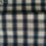 Пряжа 100% поплина хлопка сплетенная покрасила ткань для рубашек/платья Rlsc40-46