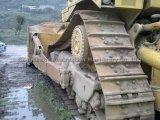 Nós escavadora da esteira rolante do gato, escavadora usada original da lagarta D9r com estripador