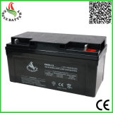 bateria acidificada ao chumbo selada AGM de 12V 65ah