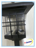 Solarhelle hohe Leistung des garten-LED
